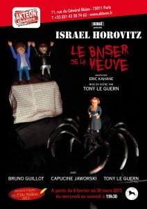 le baiser de la veuve  israël horovitz